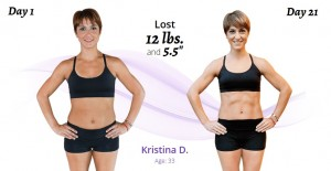 21 Day Fix Workout Results 2