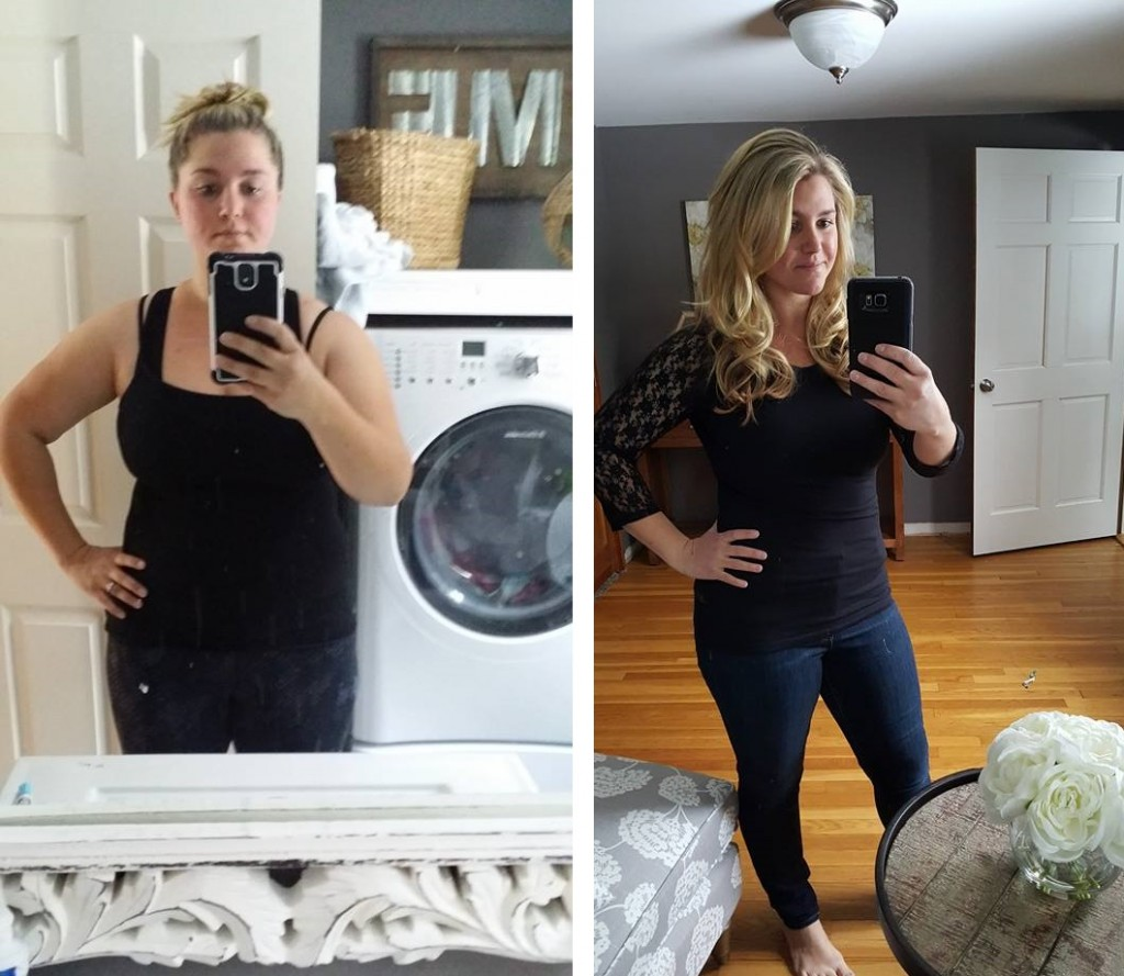 Before and After Insanity Max 30