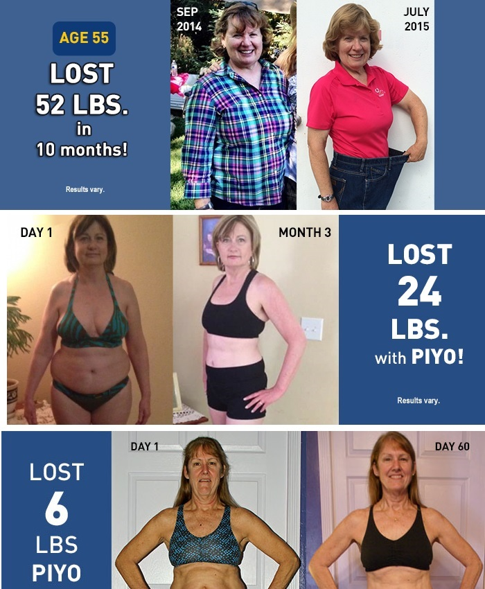 Women Over 40 Workout Photos